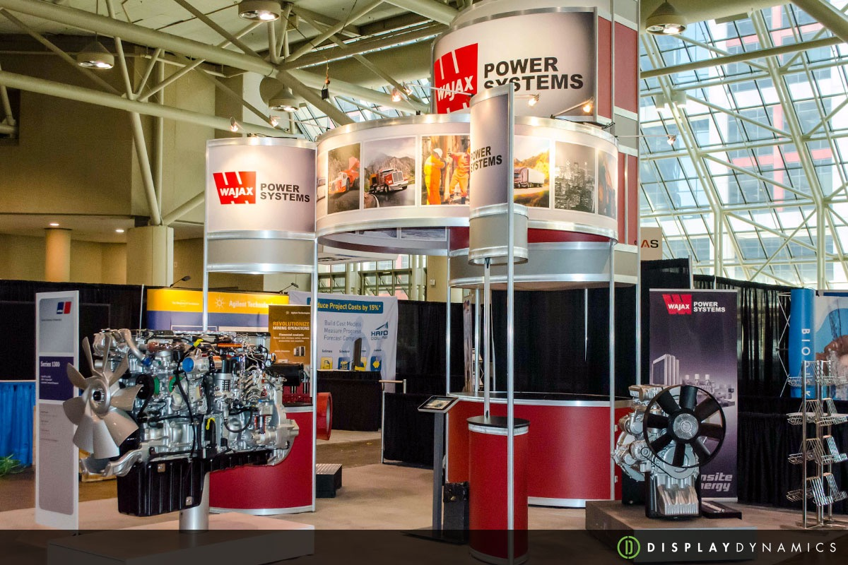 About wajax power systems - Custom Exhibits Custom Exhibits Custom Exhibits