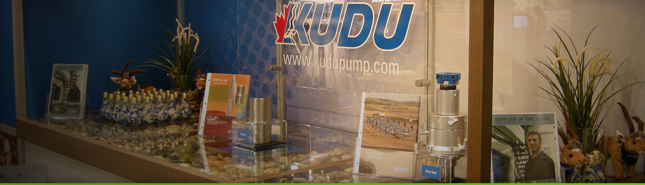 Case Studies: Kudu Industries