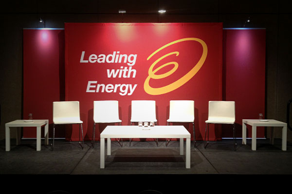Enbridge - Leading with Energy Portable Stage Set