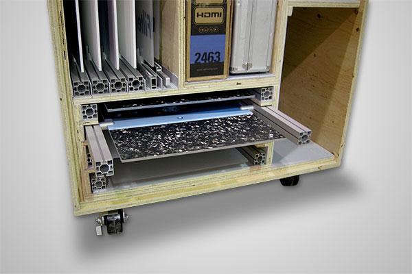 Custom Crates - Custom built for your display
