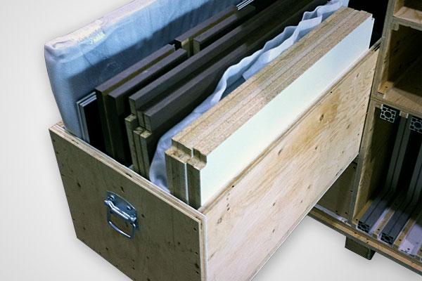 Custom Crates - Safe & secure