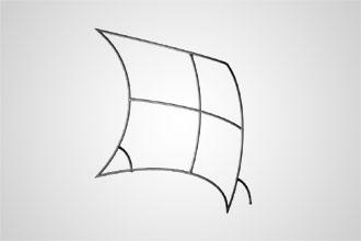 8' x 10' Web