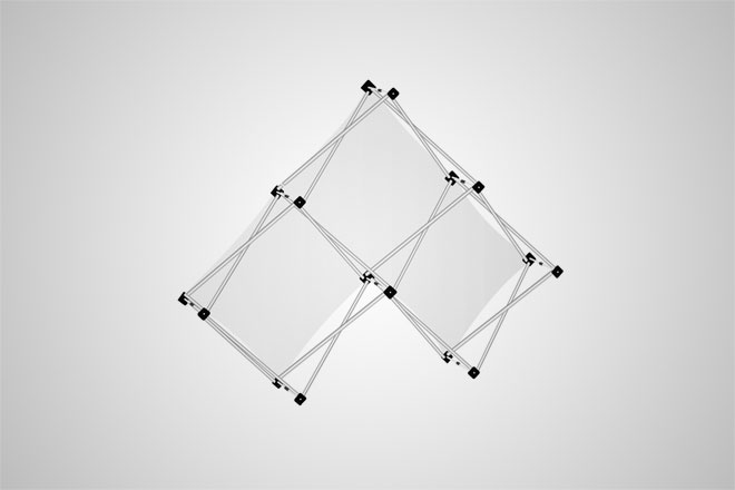 Pyramid 3 Frame (Tabletop)