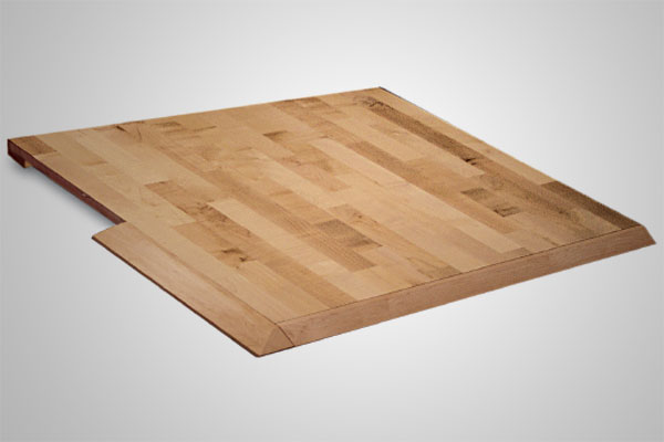 Hardwood Tiles