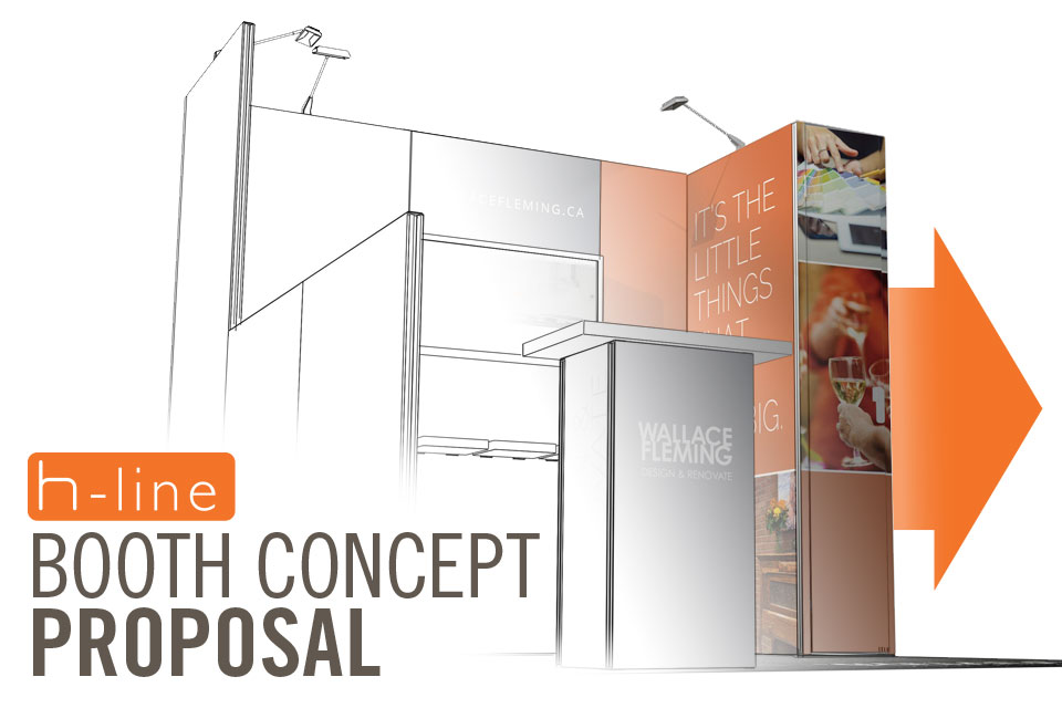 H-line Booth Concept Proposal