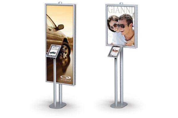 Hybrid Frame iPad Stand