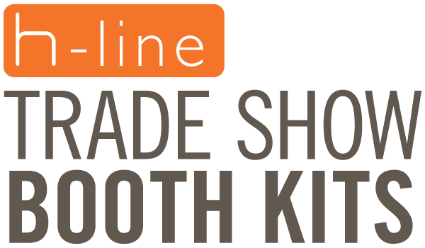 H-line Trade Show Booth Kits