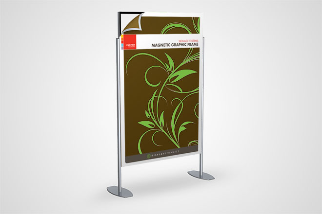 Magnetic Graphic Frame