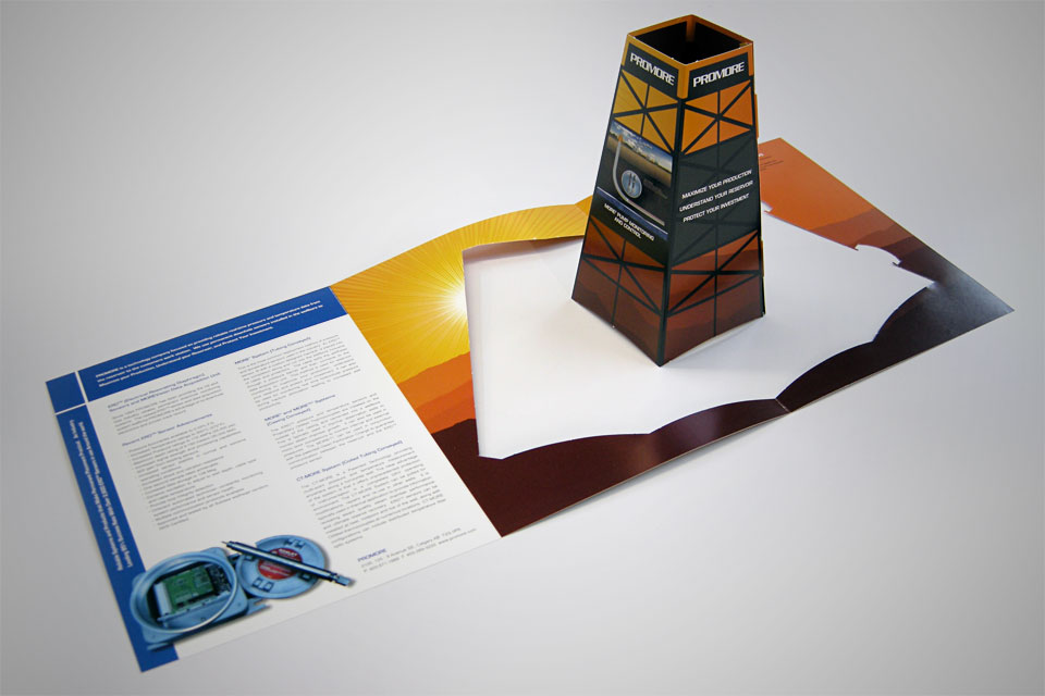 Brochures & Presentation Folders