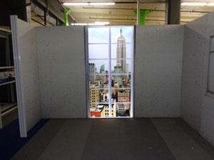 Panoramic H-line