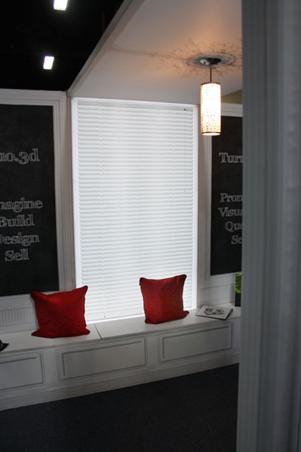 Lightbox Panoramic Visual Display System