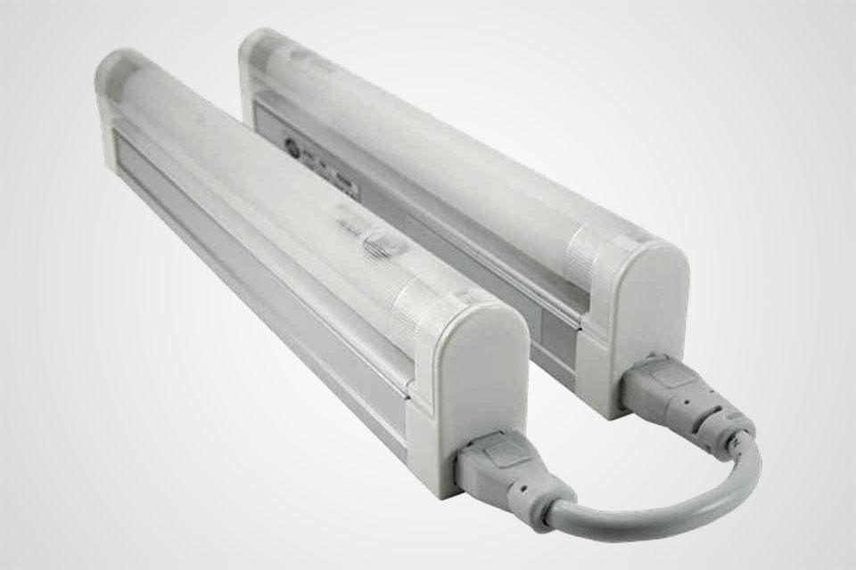 T5 Slim Fluorescent Fixtures