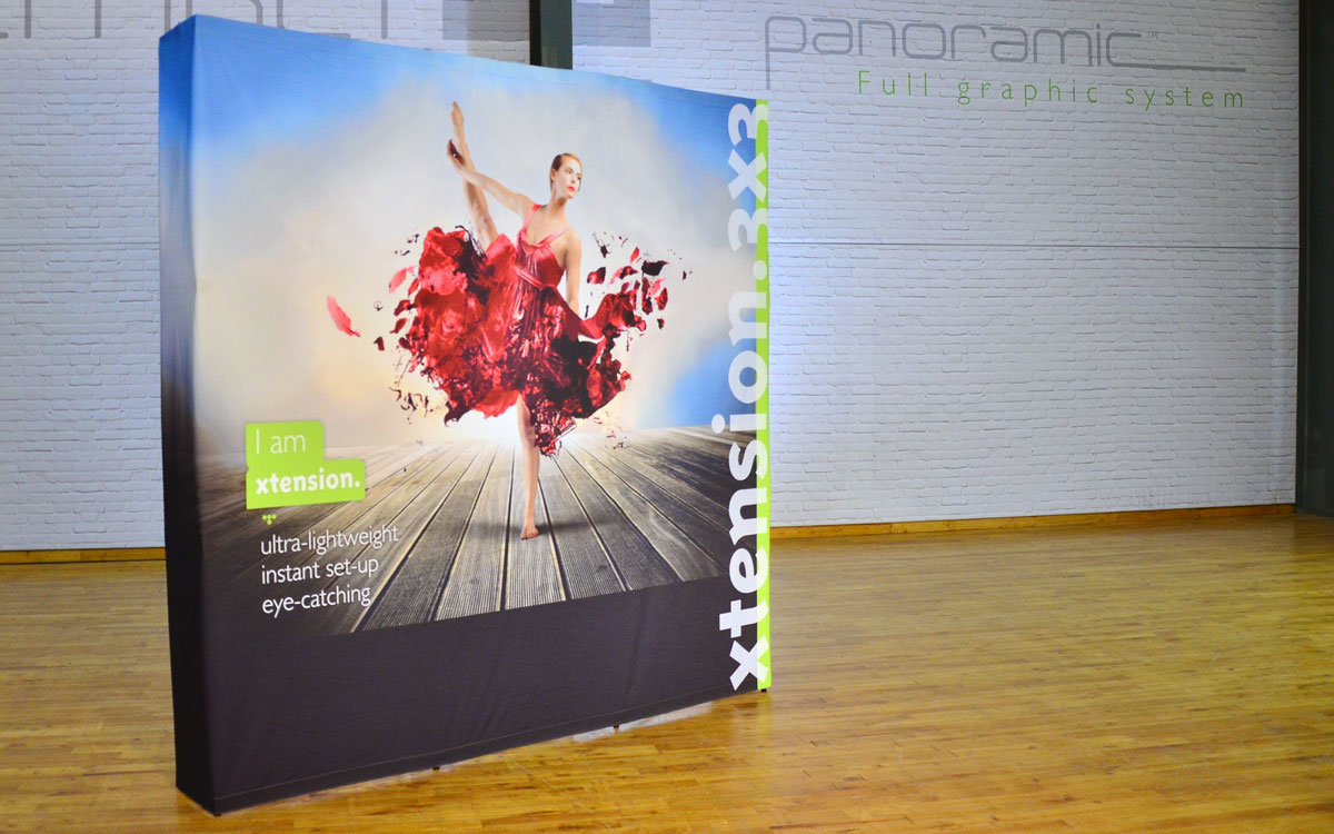 Xtension Pop-Up Display